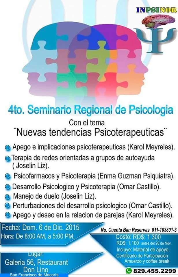 4to seminario INPSINOR