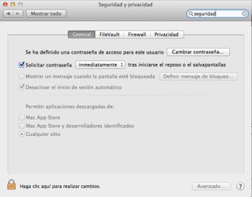 antivirus y seguridad en mac