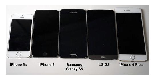 62a6b2b74d3 Análisis de los nuevos iPhone 6 y iPhone 6 Plus