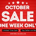 Everbuying October Sale