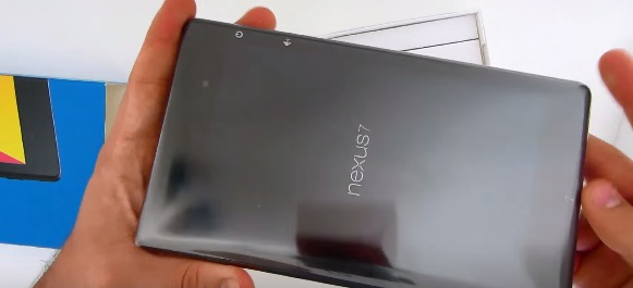 Nexus 7, la Tablet de Google