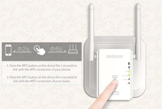 Amplificador WiFi