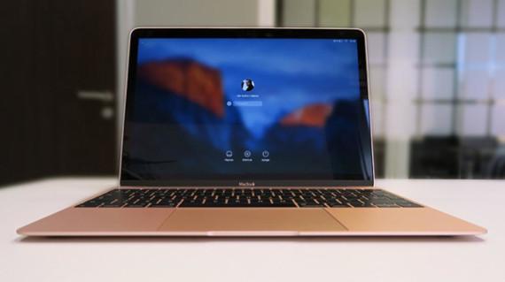 MacBook de 12 pulgadas