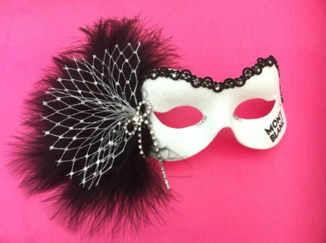 Personalised Branded Masquerade Masked Ball Masks  Masque Boutique