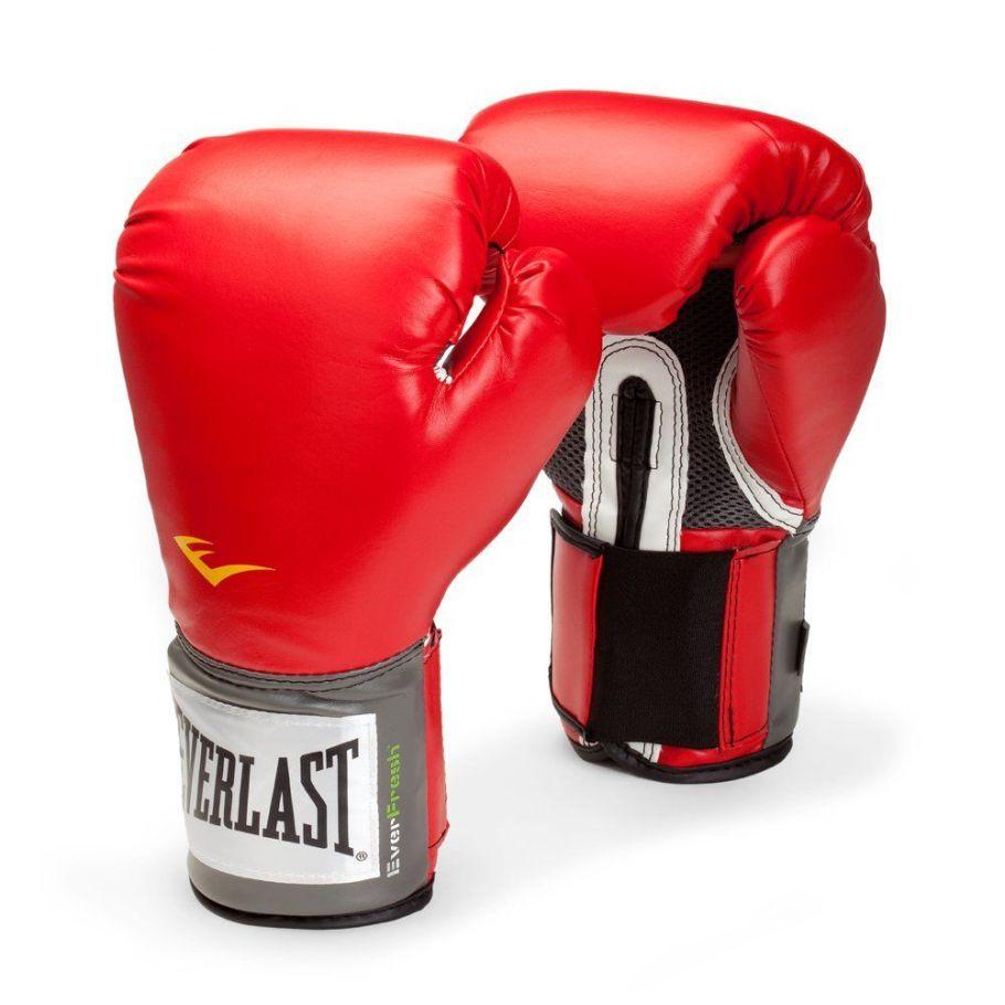 Guantes de boxeo Pro Style Rojos
