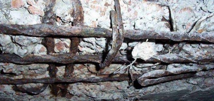 Corrosión del acero en el hormigón armado