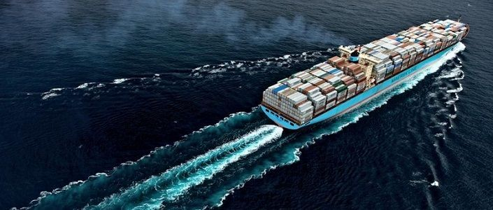 Los grandes buques Triple-E de Maersk