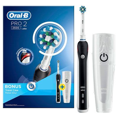 Oferta cepillo eléctrico Oral B Pro 2 2500 barato amazon