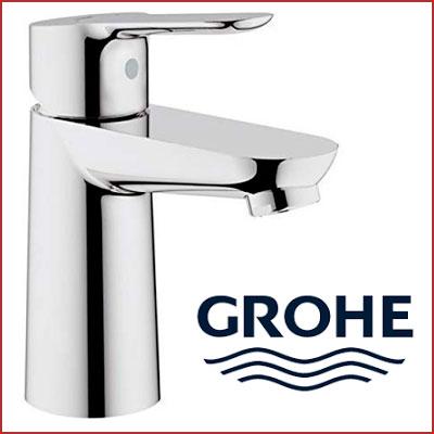 Oferta grifo de lavabo Grohe Bauedge barato amazon