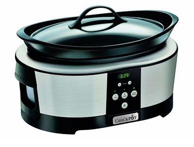 Olla de crock pot lenta slow cooker Crock pot SCCPBPP605 barata amazon
