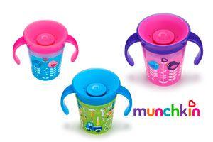 Vasos de aprendizaje munchkin miracle 360 barato amazon