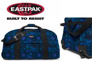 Oferta bolsa de viaje con ruedas Eastpak Warehouse barata amazon