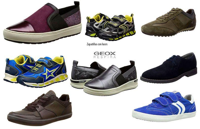 a91cb1e2 Ofertas calzado Geox barato para hombre mujer y niños