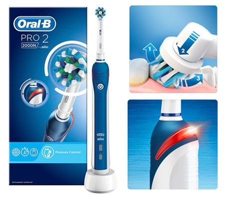 Oferta cepillo Oral-B PRO 2 2000N barato amazon