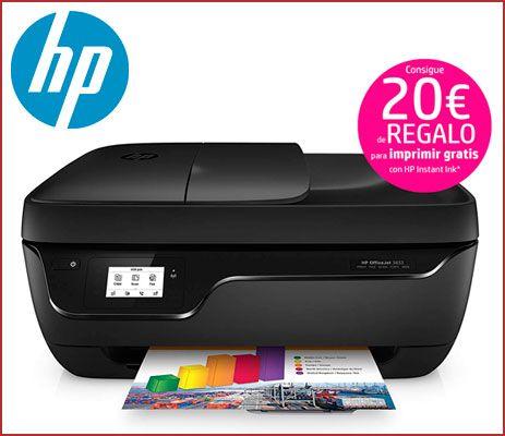 Oferta impresora HP OfficeJet 3833 Wifi barata