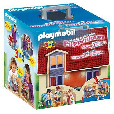 juguetes de playmobil baratos casa de muñecas