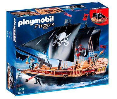 Oferta juguetes de playmobil baratos Buque Cosrsario