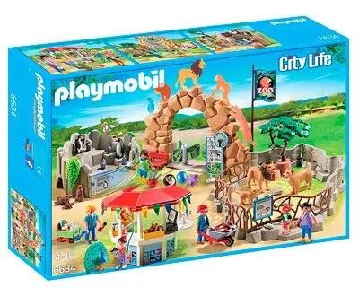 Oferta juguetes de playmobil baratos Gran Zoo