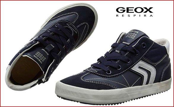 Oferta zapatillas Geox de niños J Alonisso Boy C