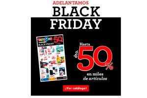 Promoción ToysRus Black Friday