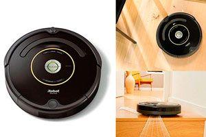 Roomba 650 barato en Amazon