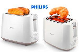 oferta tostadora Philips HD2581 barata amazon, ofertas pequeño electrodomestico