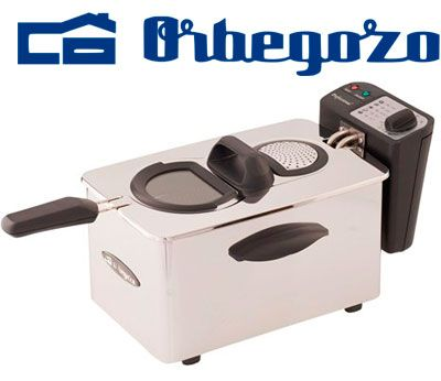 Oferta Freidora Orbegozo FDR45 barata amazon