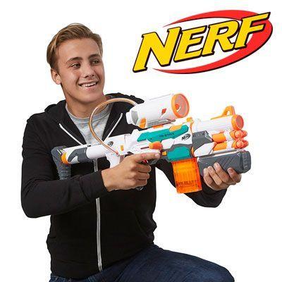 Oferta Nerf Modulus Tri-strike barata amazon