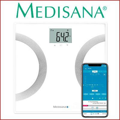 Oferta báscula análisis corporal Medisana BS 445