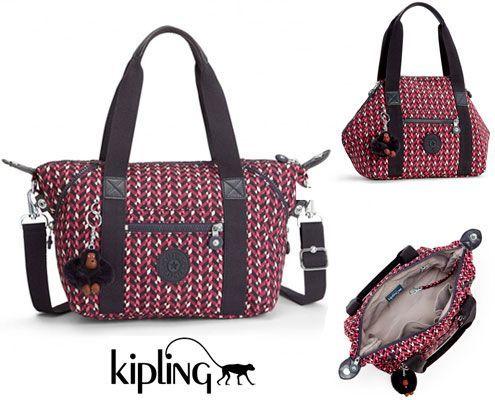 Oferta bolso Kipling Art Mini barato amazon