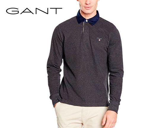 Oferta polo Gant the Original Heavy Rugger barato amazon