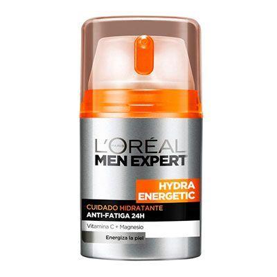 Oferta crema L'Oréal Men Expert Hydra Energetic barata Amazon, chollos cosmetica