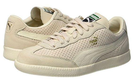 Oferta zapatillas Puma Liga Suede Perf baratas amazon