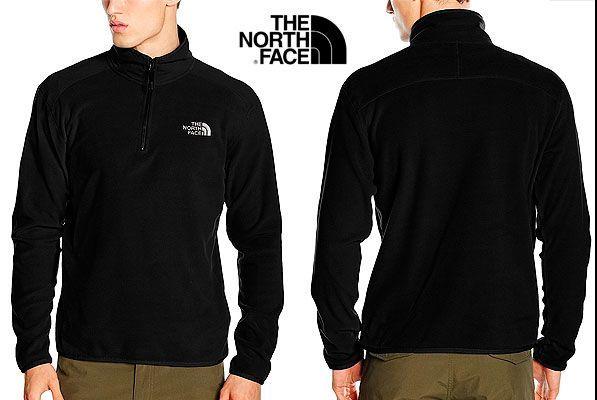 forro polar The North Face 100 Glacier barato, chollos ropa de marca barata amazon, ofertas deporte