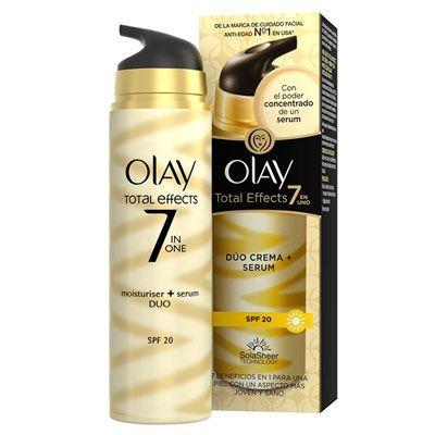 Oferta crema Olay Total Effects 7 en 1 Hidratante y Serum barata amazon
