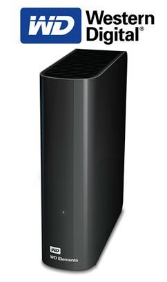 Oferta disco duro externo WD Elements Desktop barato amazon