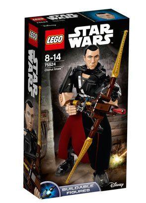 Oferta figura LEGO Star Wars Chirrut Imwe barata amazon