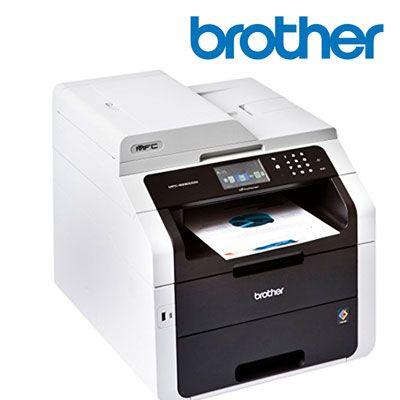 Oferta impresora láser multifunción Brother MFC-9330CDW barata amazon