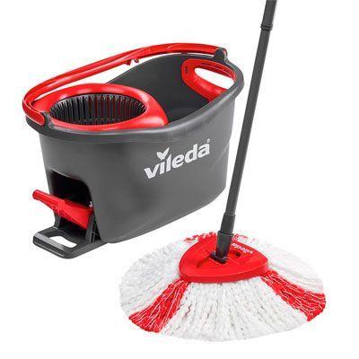 Oferta juego de fregona Vileda Easy Wring & Clean Turbo