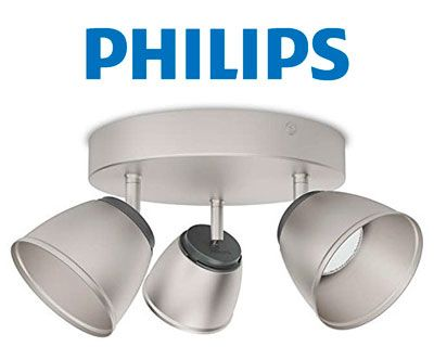 Oferta plafón Philips Lighting myLiving County barato amazon