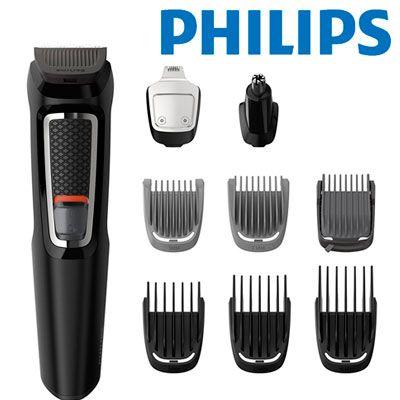 Oferta recortador de barba Philips MG3740 barato amazon