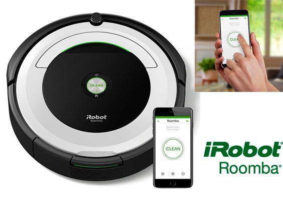 Oferta robot aspirador iRobot Roomba 691 barato amazon