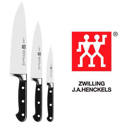 Oferta set de cuchillos Zwilling PROFESSIONAL S baratos amazon