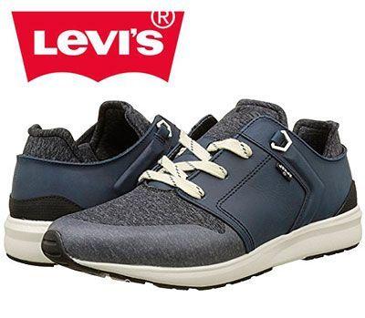 Oferta zapatillas Levi's Black Tab Runner baratas amazon