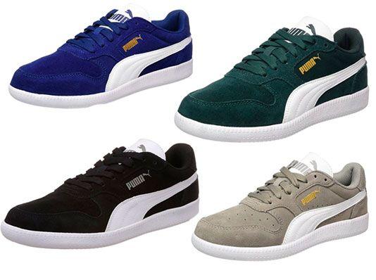 Oferta zapatillas Puma Icra Trainer baratas amazon