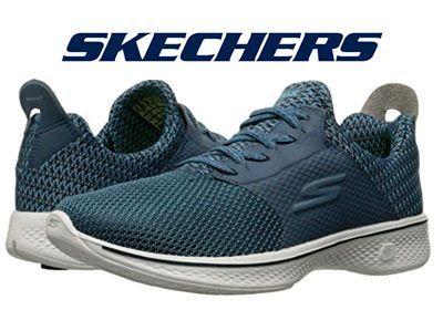Oferta zapatillas Skechers Go Walk 4 Sustain baratas amazon