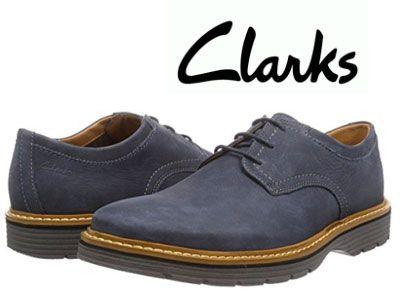 Oferta zapatos Clarks Newkirk Plain baratos amazon