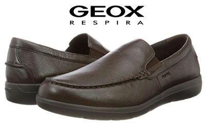 Oferta zapatos Geox Leitan por solo 49,95 euros. Descuento