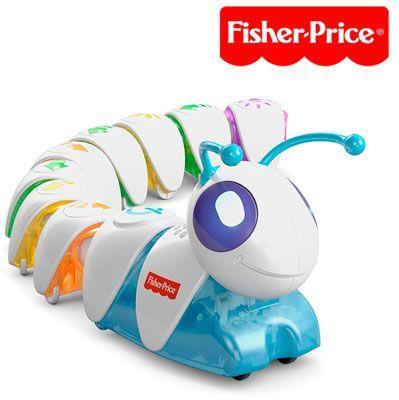 Oferta Codi Oruga de Fisher Price barata amazon, juguetes para niños baratos