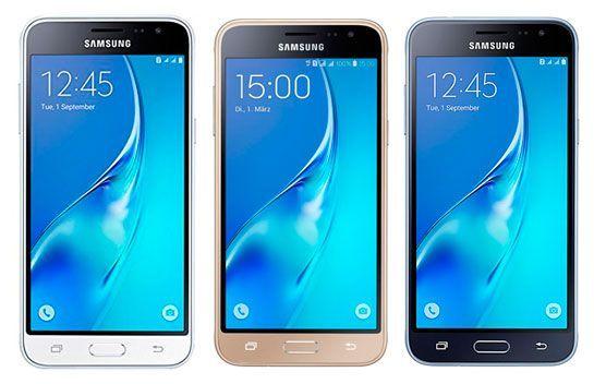 Oferta Samsung Galaxy J3 2016 baratos